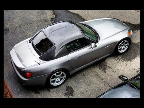 Project AP1 S2000: Soft Top Delete, Hardtop and Recaro Install