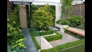 Gambar cover Modern Garden Design Ideas 2018