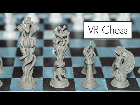 Chess Set from VR
