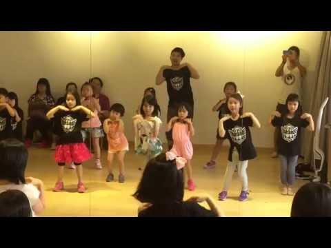 Kid Kpop Dance Cover - ra ri ru re [Crayon Pop]