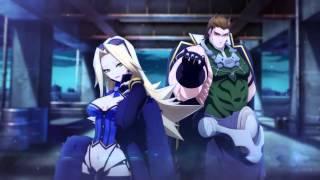 XBLAZE LOST MEMORIES - Opening video (PS3/PS Vita)