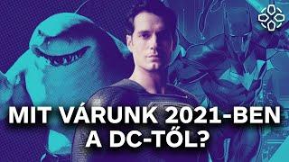 Mit várunk 2021-ben a DC-től?