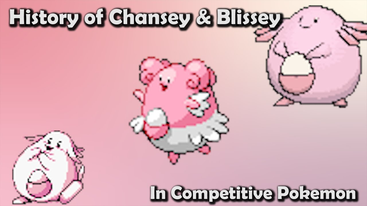 how to get chansey in pokemon gold
