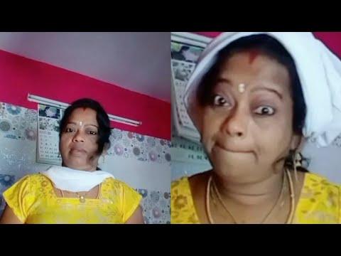 Chitra kajal latest Tamil dubsmash