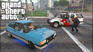 GTA V : FUGA MONSTRA DE GOL QUADRADO TURBO : GTA 5 MODS