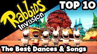 Rabbids Invasion - The Best Dances & Songs