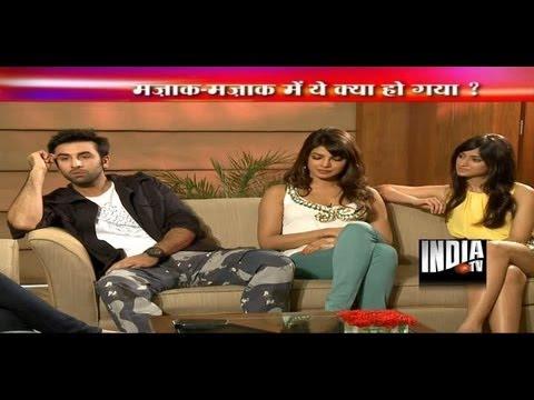 Exclusive: 'Barfi!' stars on India TV