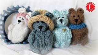 KNIT LOOM Teddy Bear (Round) | Strickring | Tejiendo Telar | Tricotin | نول | obręcze dziewiarskie