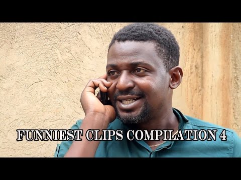 FUNNIEST CLIPS COMPILATION 4 (Comedy made in Africa)