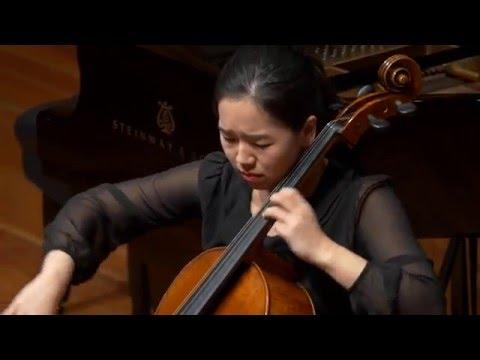 강예주_Cello_2016 JoongAng Music Concours