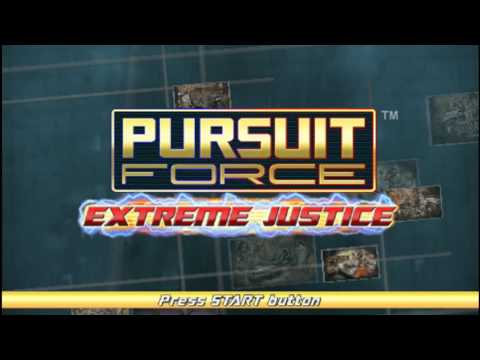Pursuit Force Extreme Justice OST - Main Theme