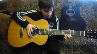 генералы песчаных карьеров на гитаре