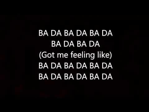 Jake Miller - Dazed and Confused feat. Travie McCoy (Instrumental Lyrics)