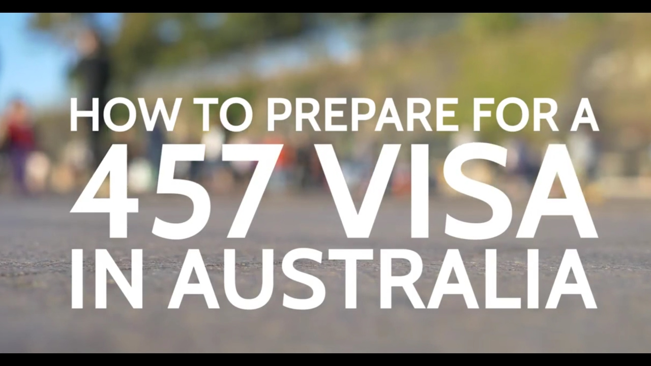 A Guide to the Australian 457 Visa