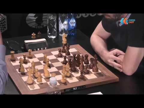 V. Ivanchuk - V. Kramnik. Blitz