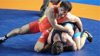 Freestyle Wrestling - Spain vs Georgia