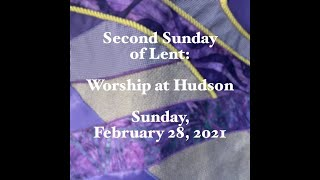 2.28.21 - Worship