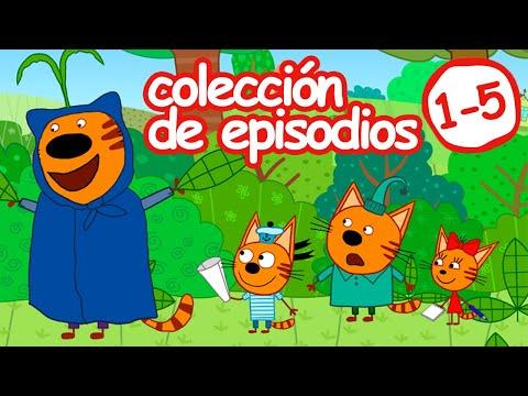KidECats en Español   Сolección (Capítulos 15) Dibujos Animados Para Niños