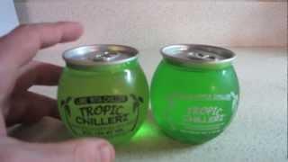 Tropic Chillerz / Buzzballz  Review