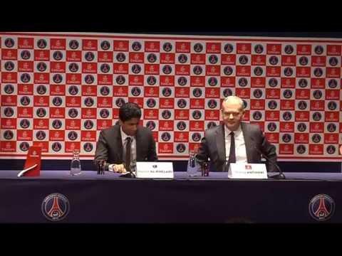 PSG Renews Partnership With Emirates, Says Door Still Open To Beckham
