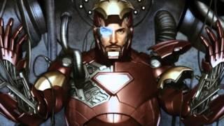 iron man 90s theme extended