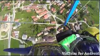Panoramski polet,Savinjska dolina 2.5.2014