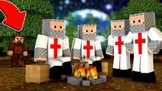 FAKİR DÜŞMANLARI BULDU! 😱 - Minecraft