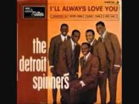 detroit spinners funny how time slips away.wmv