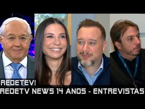 RedeTV! News 14 anos