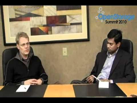 Rob Ober Interview - OpenStorage Summit 2010