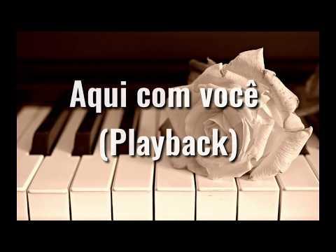 Playback  - Aqui Com Você  (Elvis Ribeiro)