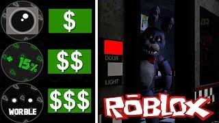 FIVE NIGHTS AT FREDDY'S IN ROBLOX! (ROBLOX FNAF)
