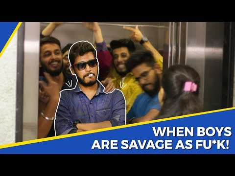 When Boys Are Savage As F*ck || WittyFeed