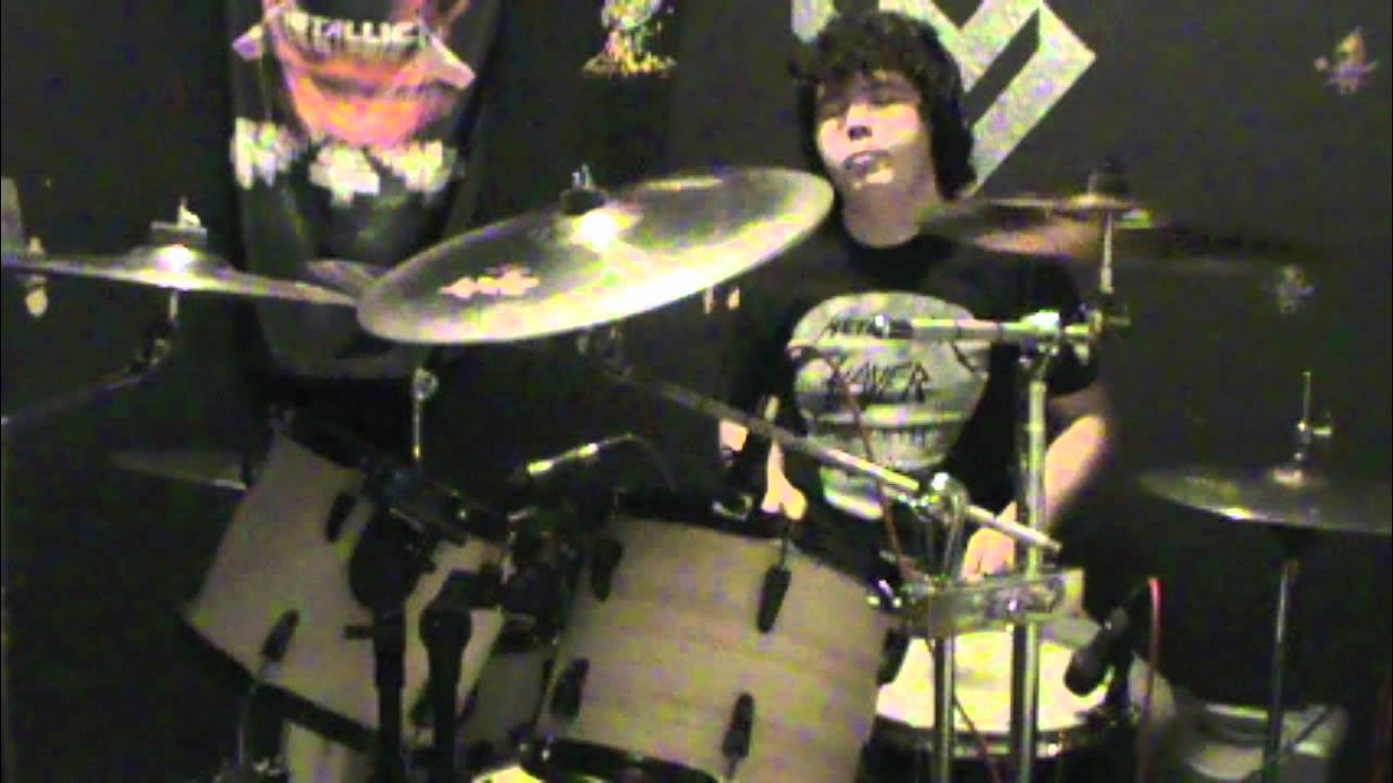 ninja-sex-party-nsfw-nsp-theme-song-drum-cover-michael-rodriguez