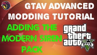 How To Install Sirens In Gta 5 Fivem