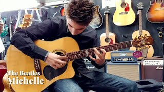 Frano - Michelle (The Beatles arr. Tommy Emmanuel) [15yr]