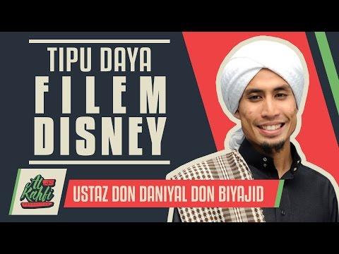 Ustaz Don Daniyal Don Biyajid - Tipu Daya Filem Disney #alkahfiproduction