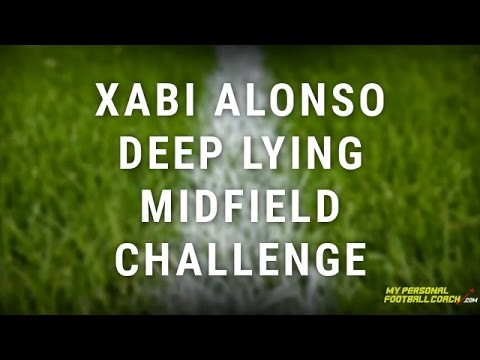 Soccer Skills Technical Challenge - Xabi Alonso Deep Lying ...