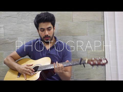 #1 Photograph - Ed Sheeran | Fingerstyle Guitar Cover with Percussion by Sagar Sawant