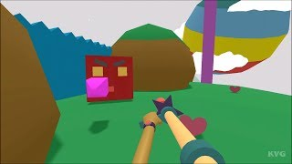 Lovely Planet 2 April Skies Gameplay PC HD 1080p60FPS