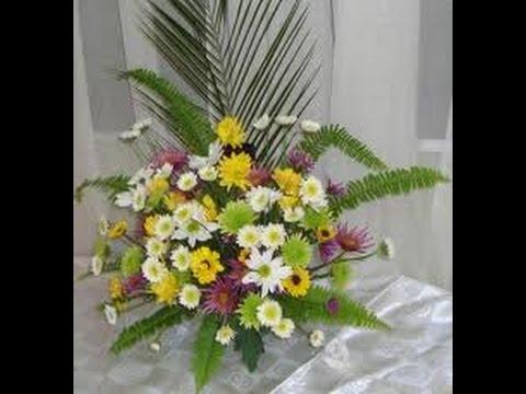 Como Hacer Arreglos Florales