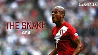 André Carrillo 2018  ● The Snake