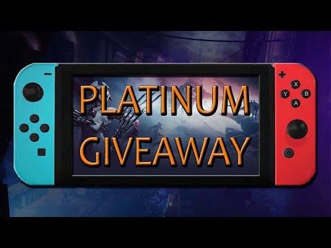 Warframe - Platinum Giveaway (All Platforms)
