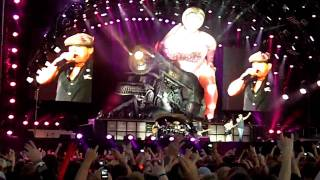 AC/DC @ Download, Donington 2010. Whole Lotta Rosie live