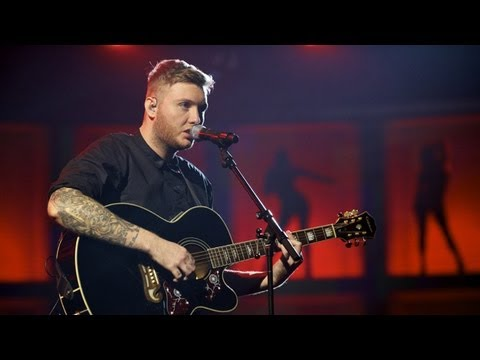 James Arthur sings LMFAO's I'm Sexy and I Know It - Live Week 3 - The X Factor UK 2012