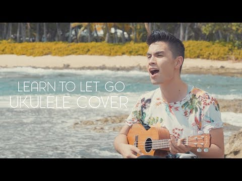 Learn to Let Go (Kesha) - Sam Tsui Ukulele Cover!!