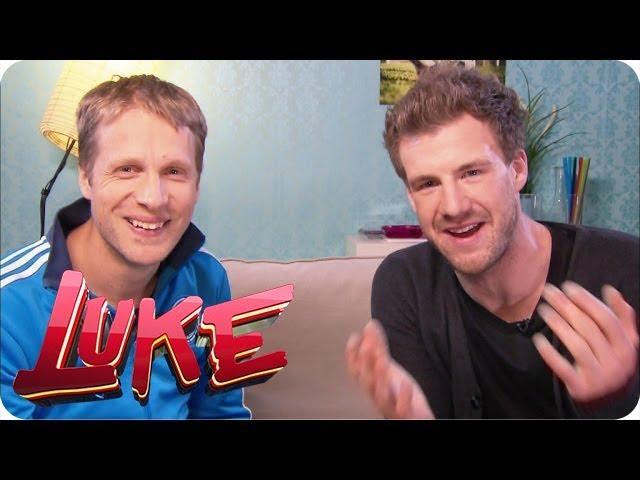 Oliver Pocher und Luke rufen Promis an - LUKE! Die Woche und ich