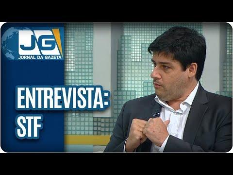 Maria Lydia entrevista Fernando Marcato, prof. de Direito da FGV/SP, sobre o STF