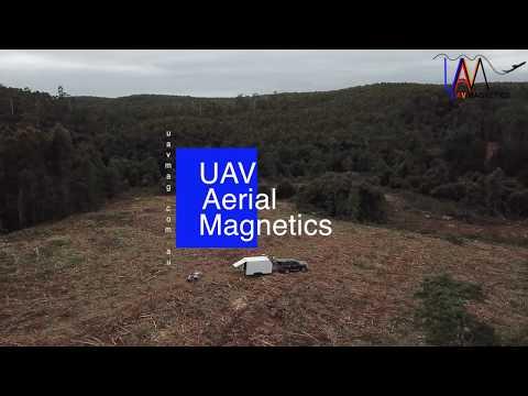 UAV Magnetometer Survey