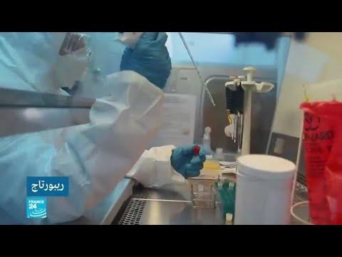 الجزائر: حملة التطعيم ضد فيروس كورونا.. بين مرحب ومعارض ومشكك  - نشر قبل 12 ساعة
